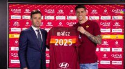 Ex-Fluminense, Roger Ibañez renova com Roma até 2025