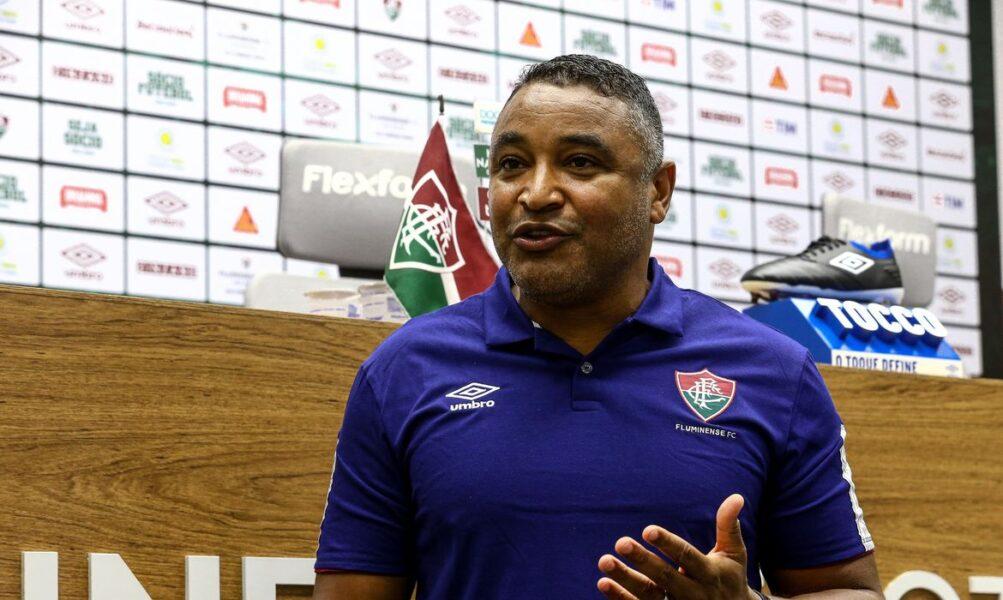 Roger não vê relação entre jogadores experientes e dificuldades contra o Madureira