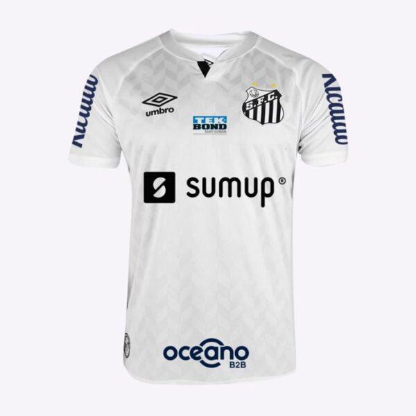 Saiba quanto o Santos receberá pelo novo patrocínio máster
