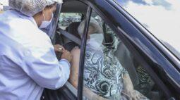 Londrina libera agendamento da 3ª dose para idosos e imunossupirmos nesta terça (21)