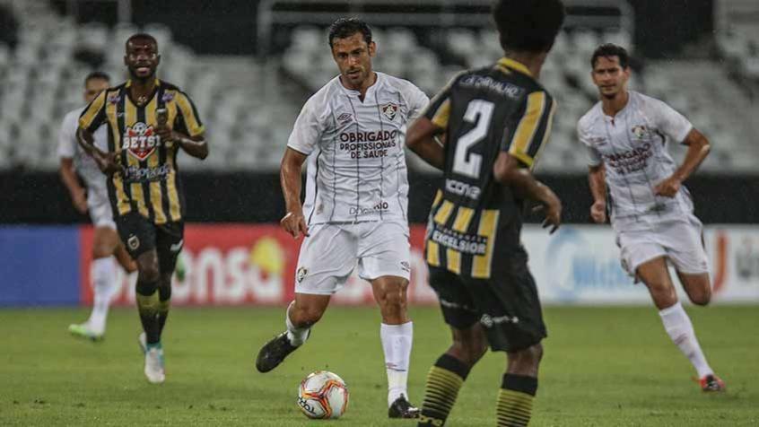 Volta Redonda bate o Fluminense e dorme na liderança do Carioca