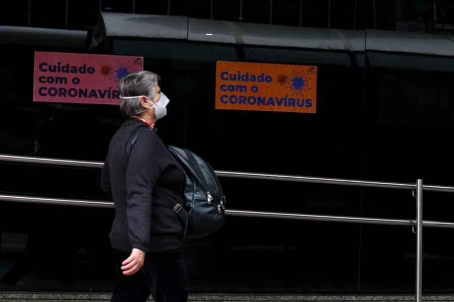 Paraná atinge marca de 720.971 casos confirmados e 12.486 mortos pelo coronavírus