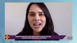 Barulho em casa com home office e aulas on-line podem causar problemas auditivos
