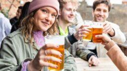 Vaga de emprego oferece R$ 200 mil por tour em bares na Inglaterra