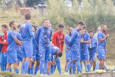 Paraná Clube volta a realizar treinamentos no CT Ninho da Gralha