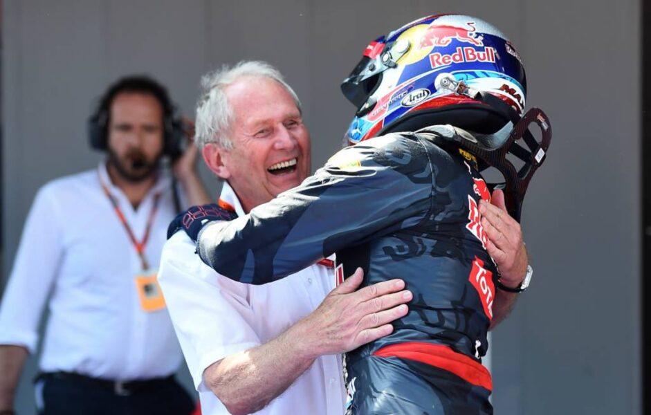Diretor da Red Bull acha que Vettel deveria ficar longe das pistas por um ano