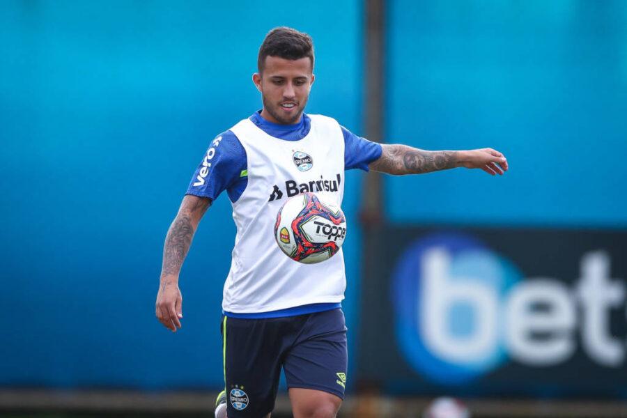 Grêmio finaliza preparação para o primeiro Gre-Nal da temporada