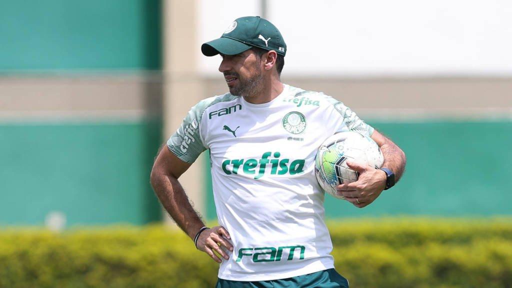 Abel Ferreira faz estreia no Campeonato Paulista contra o São Paulo