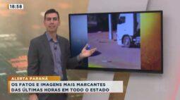 Alerta Paraná: os fatos e imagens mais marcantes das últimas horas em todo o estado