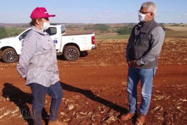 Produção de soja e o trabalho dos agricultores   RALLY DE PRODUTIVIDADE