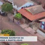 Operação busca suspeitos de envolvimento com latrocínio e tráfico de drogas
