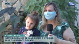 Acidentes domésticos: morte de criança de 1 ano chama a atenção para os cuidados em casa