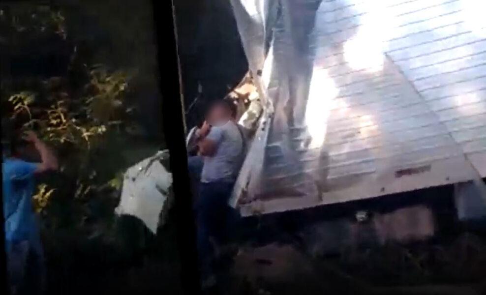 Caminhoneiro morre em acidente no distrito de Itaiacoca, em Ponta Grossa