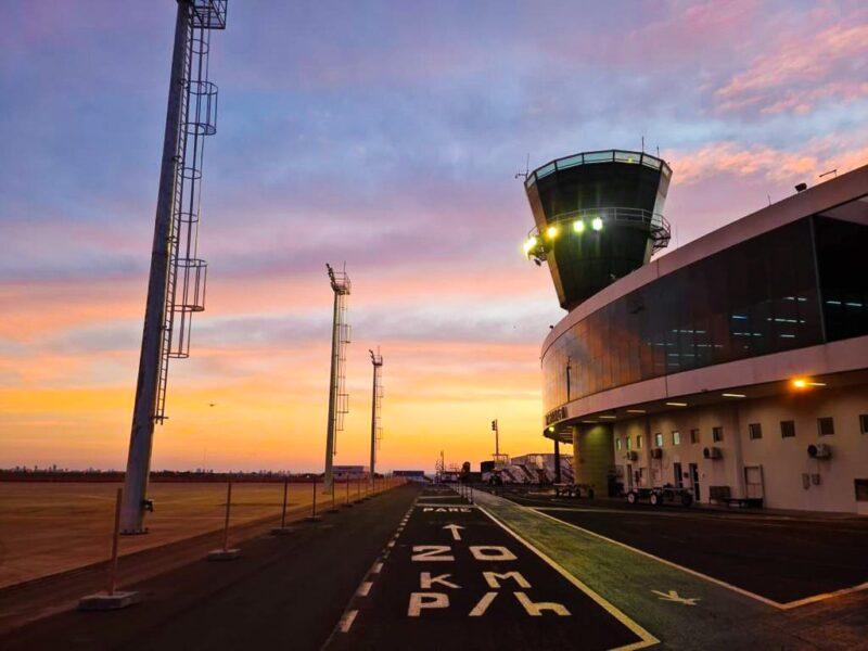Infraero vai elaborar projeto para o novo terminal do Aeroporto de Maringá