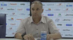 Auxiliar técnico do Paraná, Ageu comemora a volta aos treinos presenciais