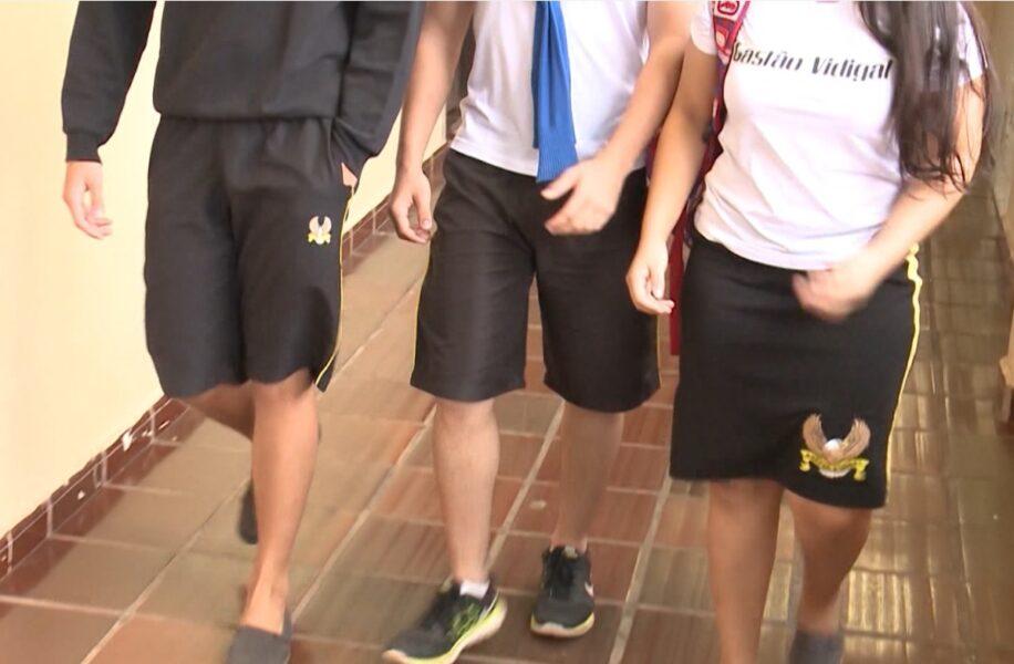 Caso de alunas que foram proibidas de entrar de saia em colégio se aproxima do fim na Justiça
