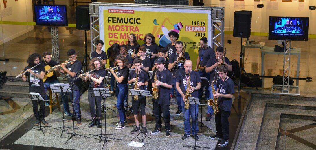 Centro musical abre inscrições gratuitas para aulas de 10 instrumentos em Maringá