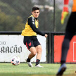 Athletico realiza o último treinamento antes de embarcar para Quito