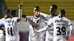 Athletico vence o Aucas por 1 a 0 e começa a caminhada na Copa Sul-Americana com o pé direito