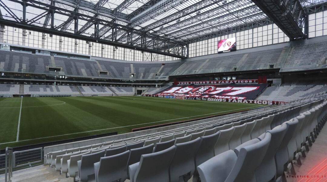 Athletico x Metropolitanos-VEN: onde assistir, escalações e arbitragem
