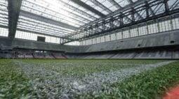 Athletico tem renovado o certificado FIFA Quality PRO do gramado da Arena