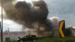 Falha em cilindros foi a causa de explosão em empresa de Maringá, aponta laudo