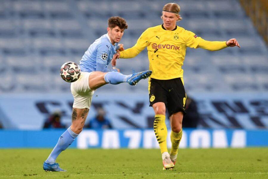 Borussia Dortmund e Manchester City duelam por vaga na semifinal da Champions