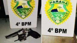 Criminosos dão trabalho para PM no feriado: atirador e traficantes foram presos em Maringá