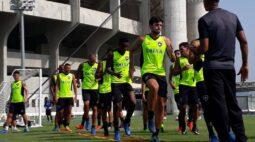 Botafogo tenta manter chance de classificação contra o Volta Redonda