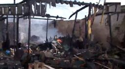 Cachorros morrem queimados durante incêndio em residência de Londrina
