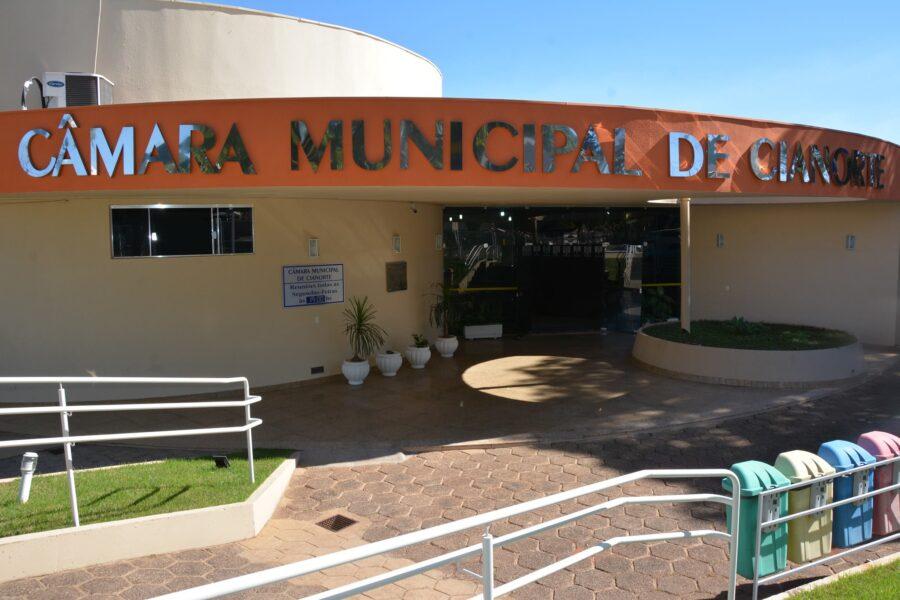 Com cassação de vereador em Cianorte, renovação da Câmara Municipal chega a 90%