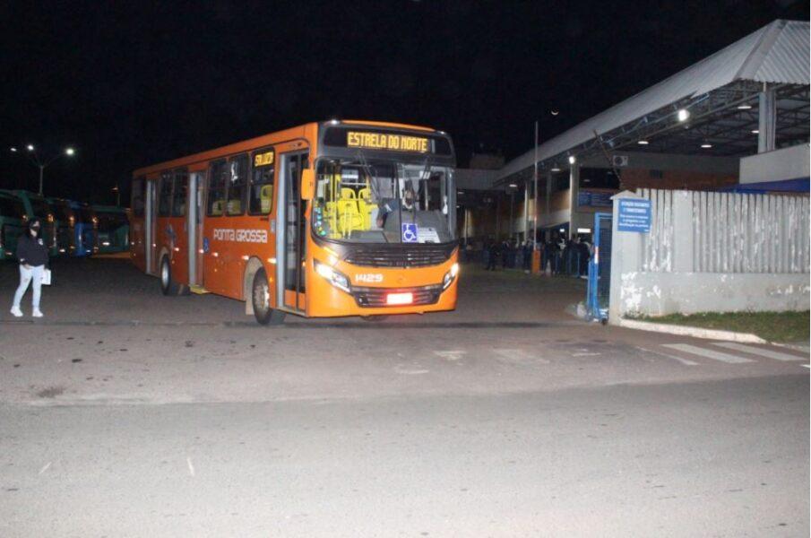 Greve do transporte coletivo completa 24 dias em Ponta Grossa