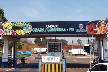 Ceasa Londrina promove doação de alimentos para profissionais da saúde
