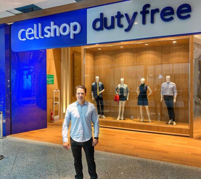 Cellshop Duty Free inaugura amanhã (8) no Shopping Catuaí Palladium