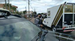 Quatro suspeitos de roubo de cigarros morrem em confronto com a PM, em Piraquara