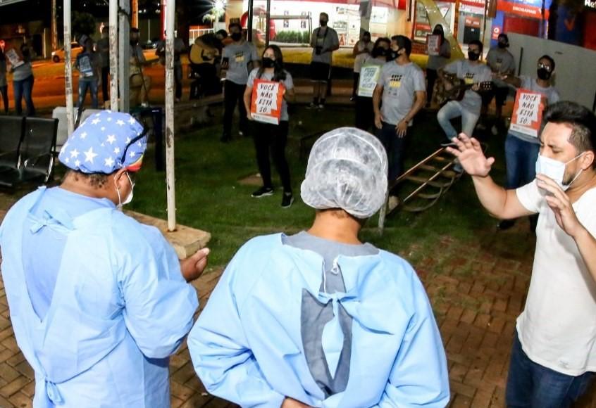 Boletim aponta 11 óbitos por covid-19 em Maringá