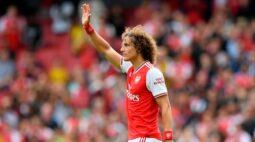 """""""David Luiz não veio e eu não quero mais ninguém"""", diz Jorge Jesus sobre zagueiro"""
