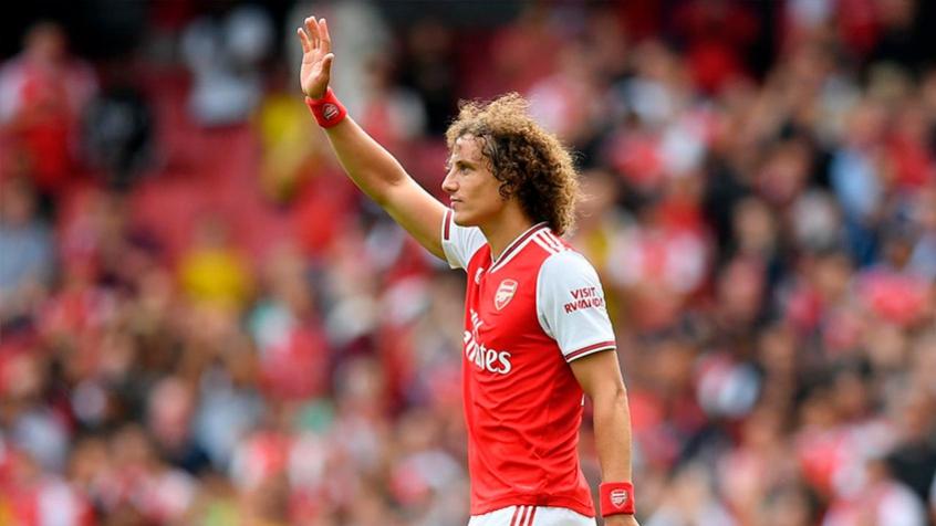 David Luiz não tem pressa para decidir seu futuro no Arsenal
