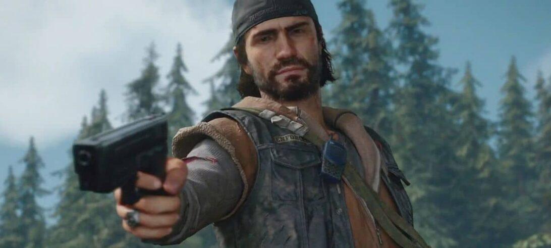 Days Gone estará disponível na Steam e na Epic Games este mês