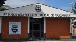 Jovem se arrepende e devolve moto furtada, em Apucarana