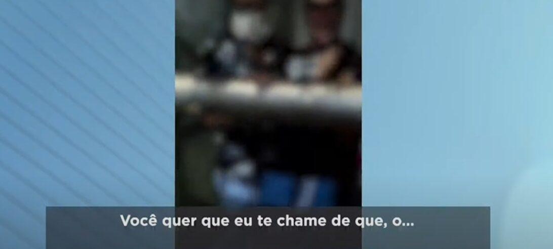 """Jovens presos desacatam delegado dentro de unidade: """"você parece um analfabeto"""""""