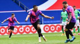 PSG enfrenta o Angers pelas quartas de final da Copa da França