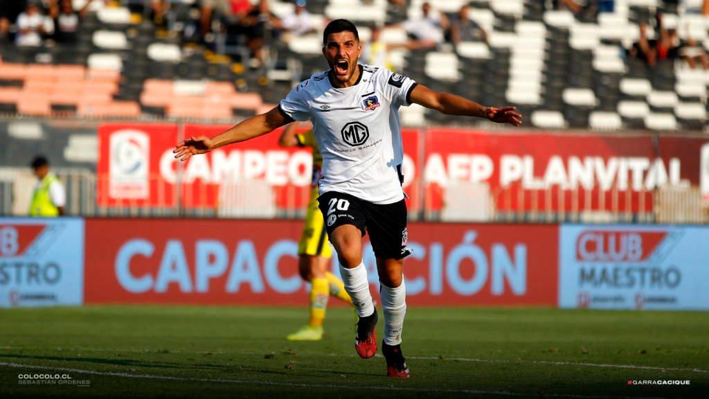 Botafogo sonha com argentino Blandi