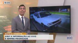 Guarda Municipal acaba de prender trio que tinha roubado carro