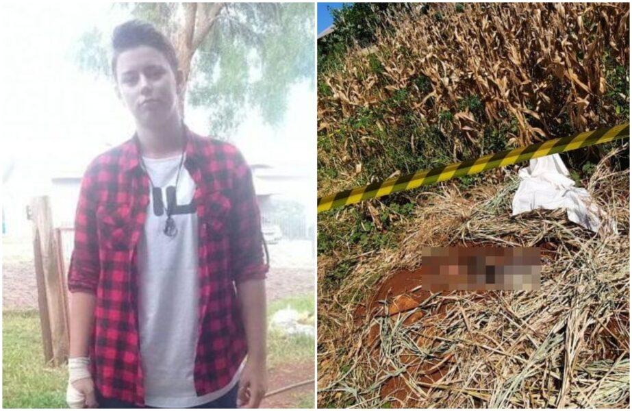 Corpo de jovem é encontrado enterrado no quintal da ex, no Paraná