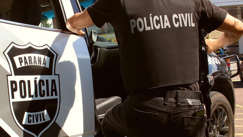 Suspeito de estupro em Rio Branco do Sul é detido em ação da Polícia Civil