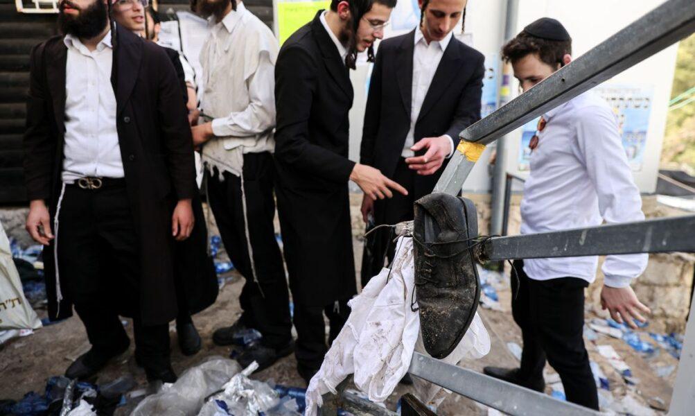 Evento religioso com mais de 100 mil pessoas termina com 44 mortos em Israel; veja vídeos