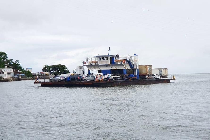 Ferry boat de Guaratuba tem nova operadora a partir desta quarta-feira