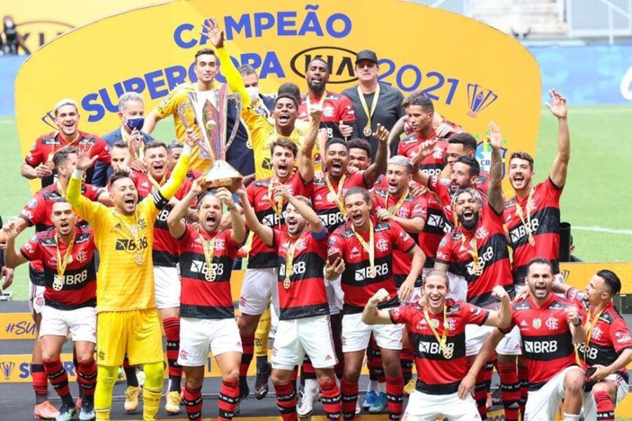 Flamengo projeta novas conquistas na temporada