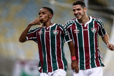 Fluminense bate Nova Iguaçu e se mantém no G-4